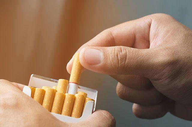 Что означает co на пачке сигарет