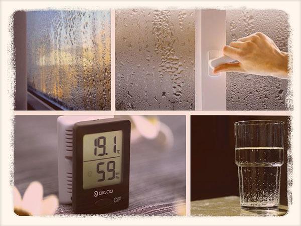 Относительная влажность воздуха и ее влияние на человека