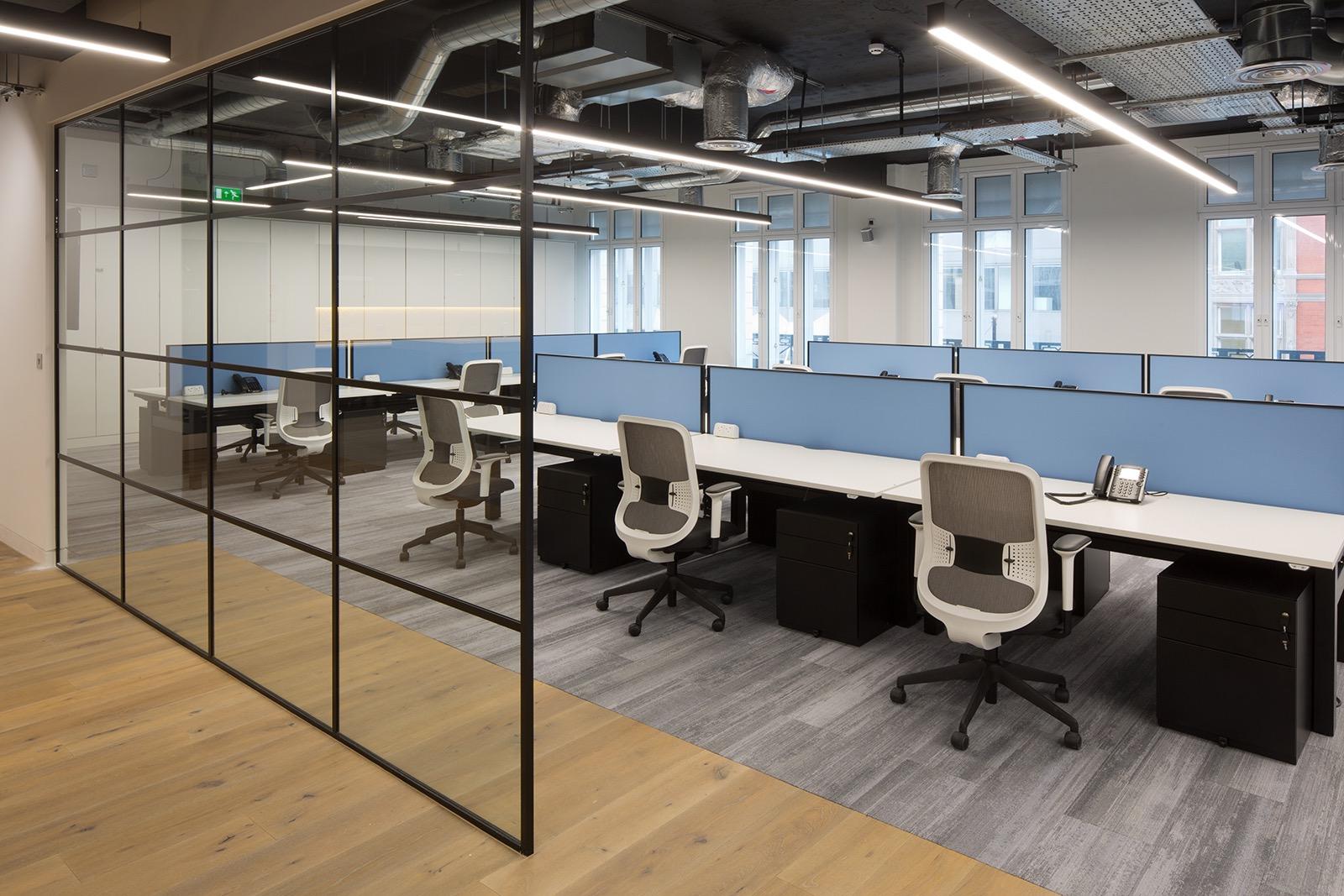 Что такое open-space офис