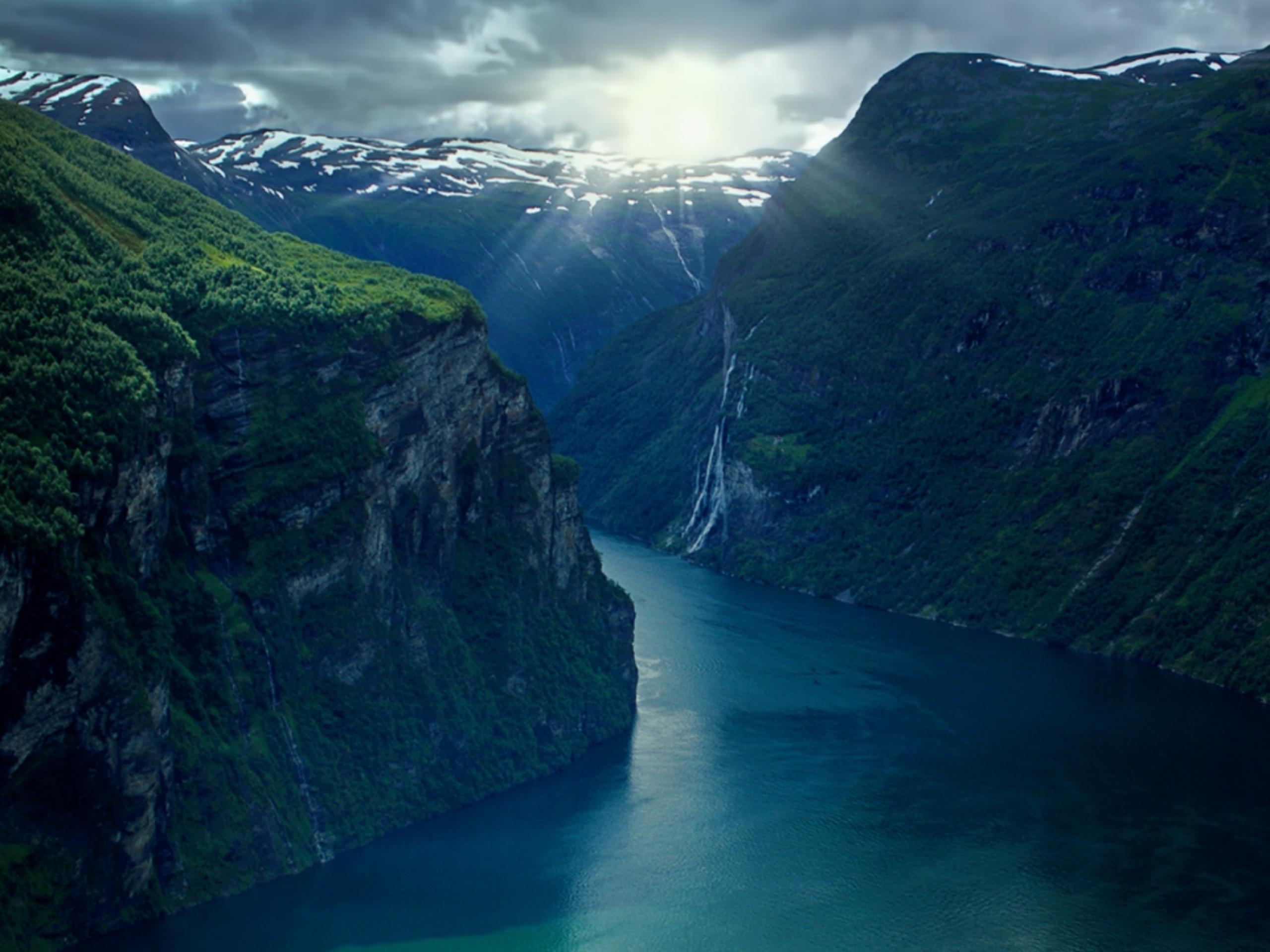 Что такое норвежские фьорды? | экваториал