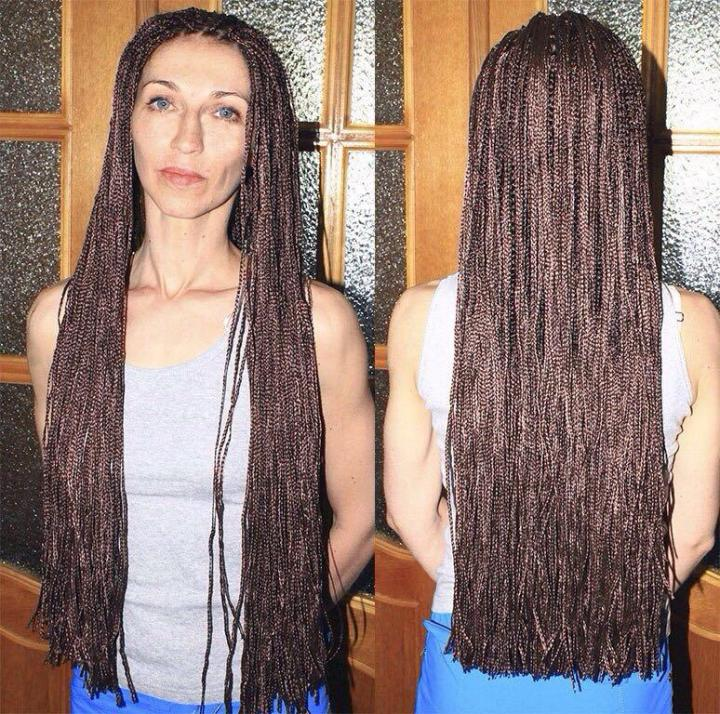 Косички зизи (67 фото): как правильно плести косы зизи? как сделать прическу с афрокосами девушке с короткими волосами? пошаговые инструкции плетения и отзывы