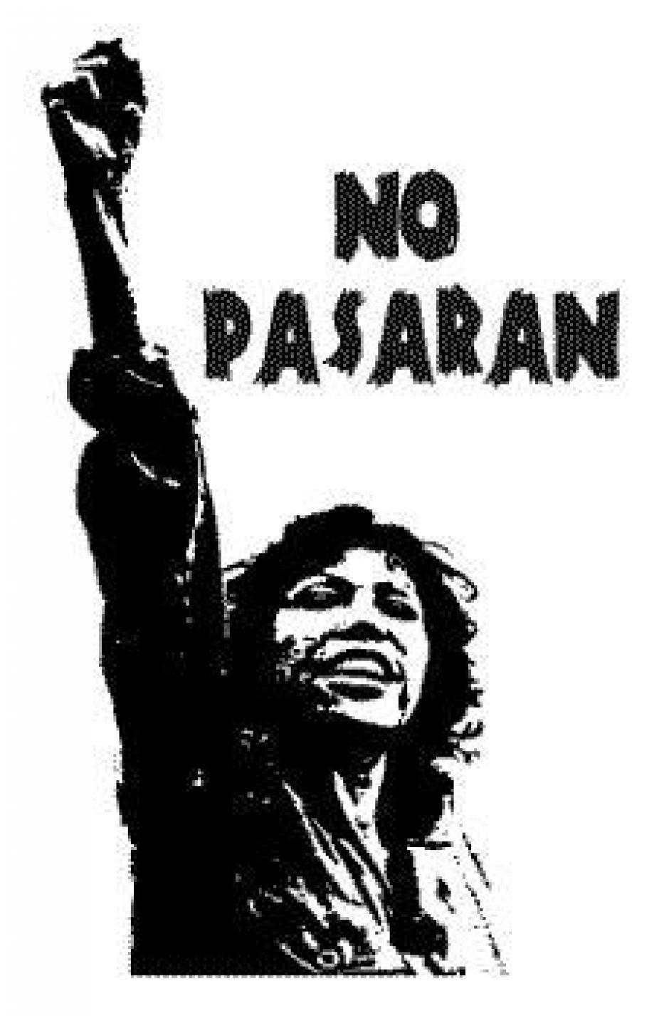 Что означает но пасаран!? история лозунга