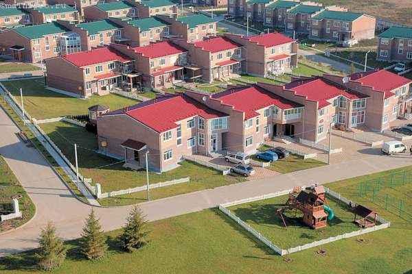 Таунхаус. что такое таунхаус и чем он отличается от других видов недвижимости