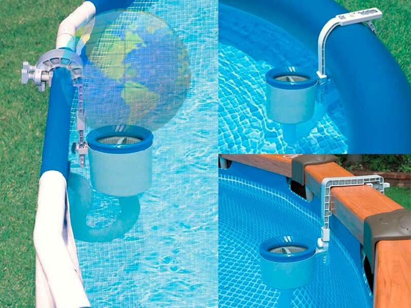 Скиммер для бассейна — что это такое, как сделать своими руками