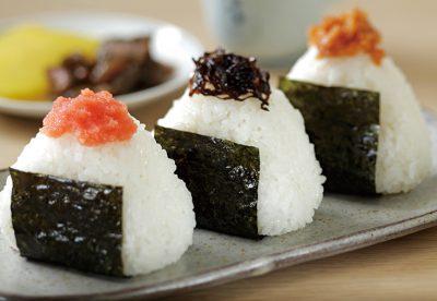 Онигири - шарики из риса