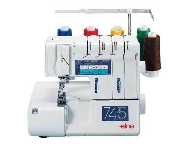 Что такое оверлок в швейной машинке? | швейная машина