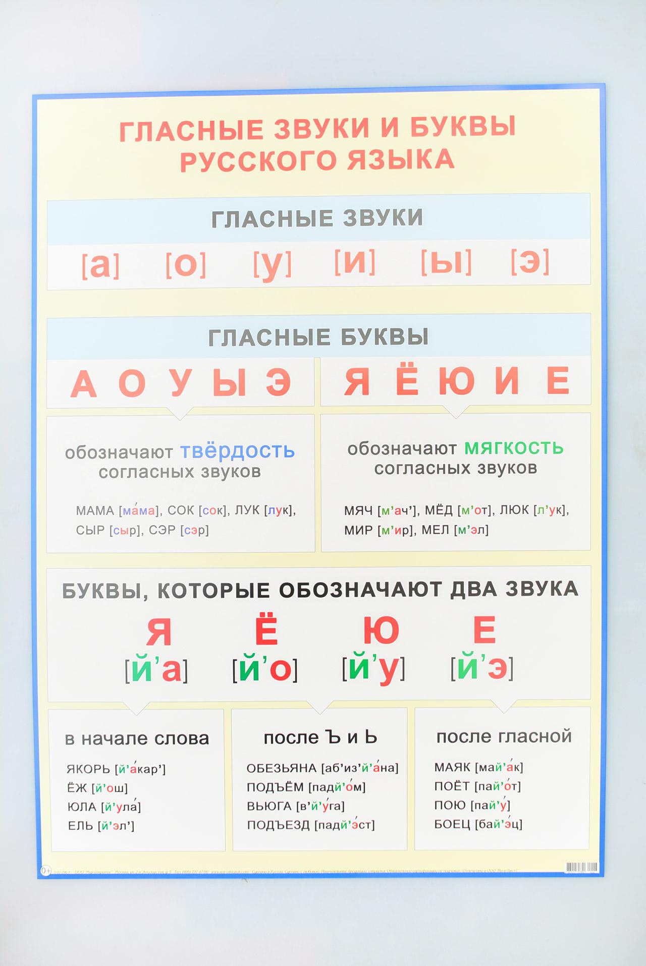 Согласные звуки и буквы, их обозначающие / звуки и буквы / справочник по русскому языку для начальной школы