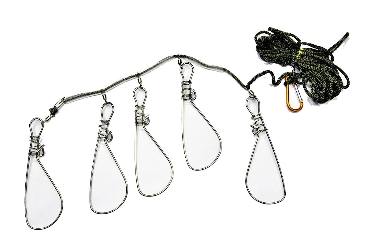 Роль кукана в рыбалке: что это такое и как его сделать своими руками