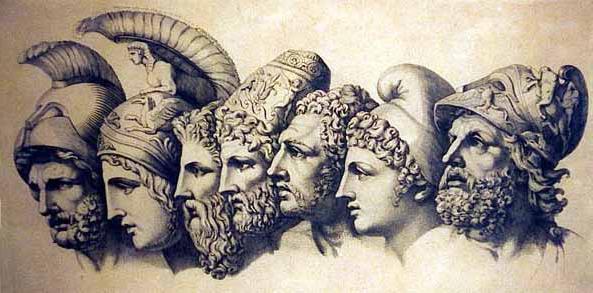 Что такое мифология? значение и происхождение слова, известные герои мифов