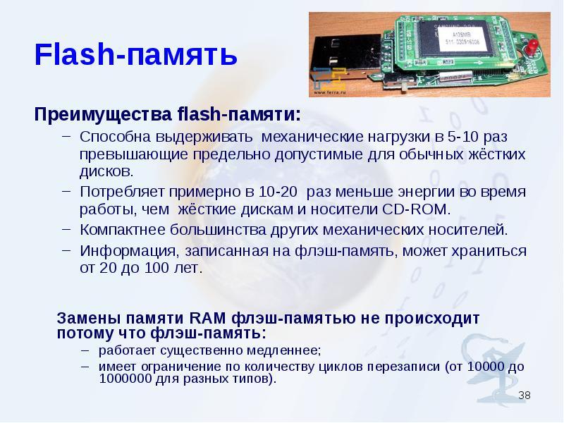 Основы компьютера