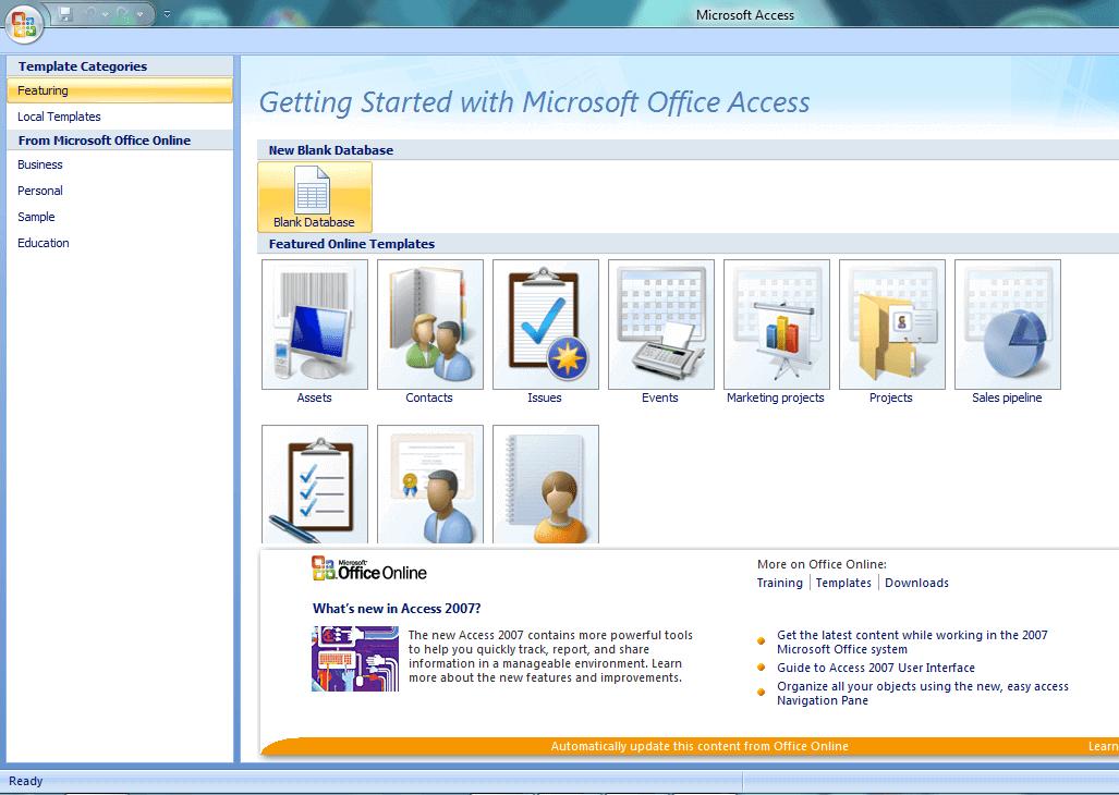 Ms-access - что такое ms-access и для чего мы его используем? | ms-access tutorial