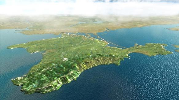 Самые большие полуострова земли