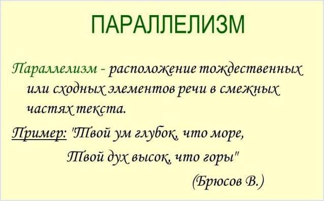 Эпифора – это украшение речи :: syl.ru
