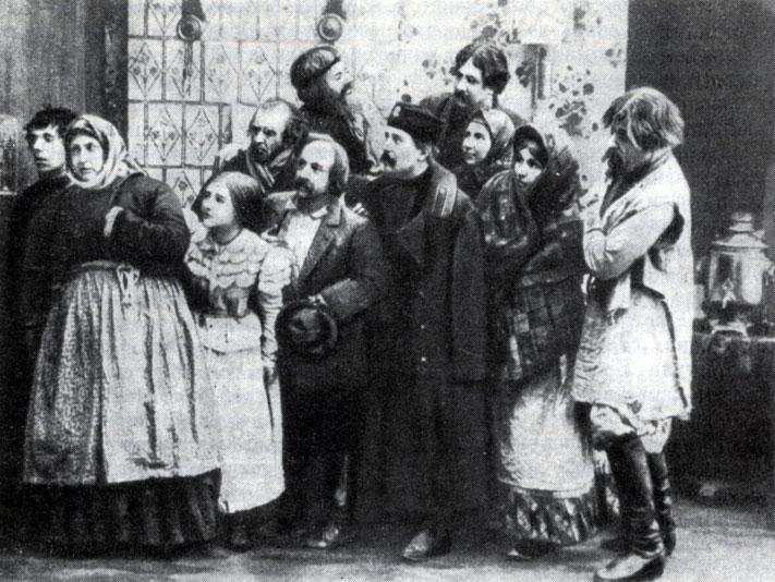 Мещане: сословие российской империи - как написать историю своей семьи?