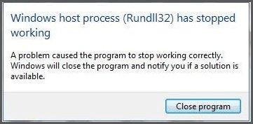Что такое bs_rundll32.exe? как исправить связанные с ним ошибки? [решено]