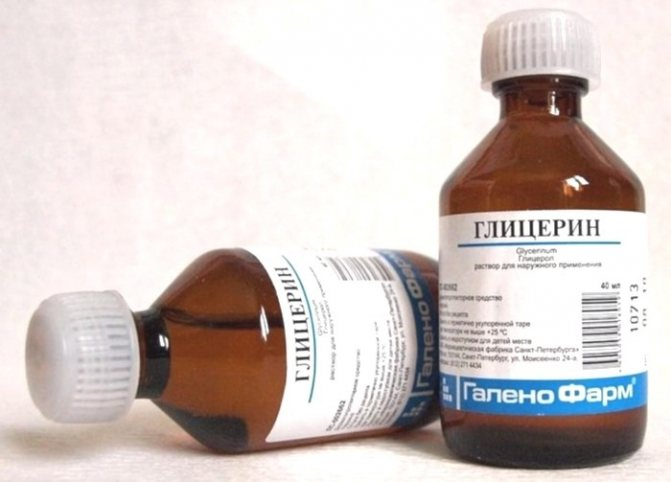 Для чего нужен глицерин - отзывы, использование в медицине и косметологии и подробная инструкция