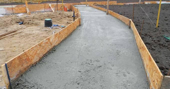 Тощий бетон: что это такое и для чего он используется