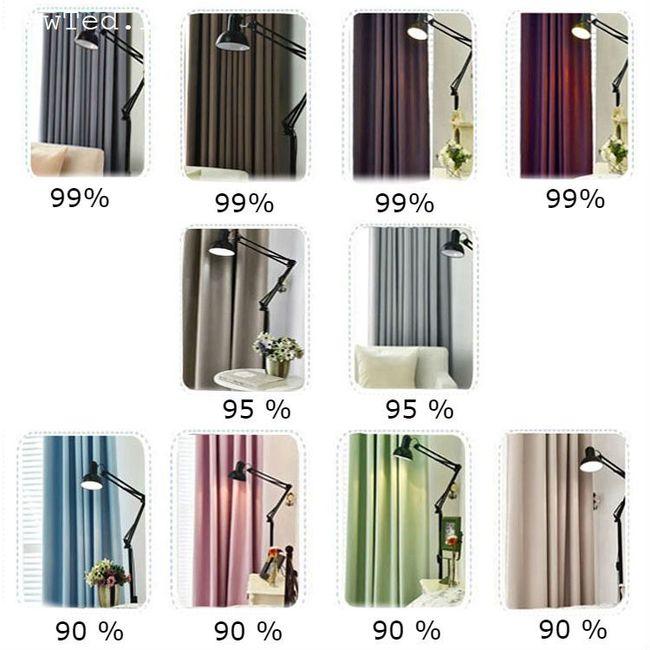 Шторы блэкаут: особенности выбора и использования в дизайне интерьера (120 фото + видео)