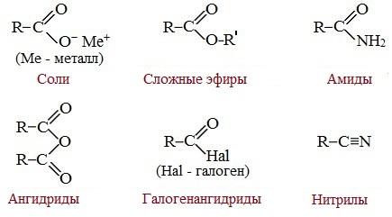 Карбоновые кислоты (2 лекции) | контент-платформа pandia.ru