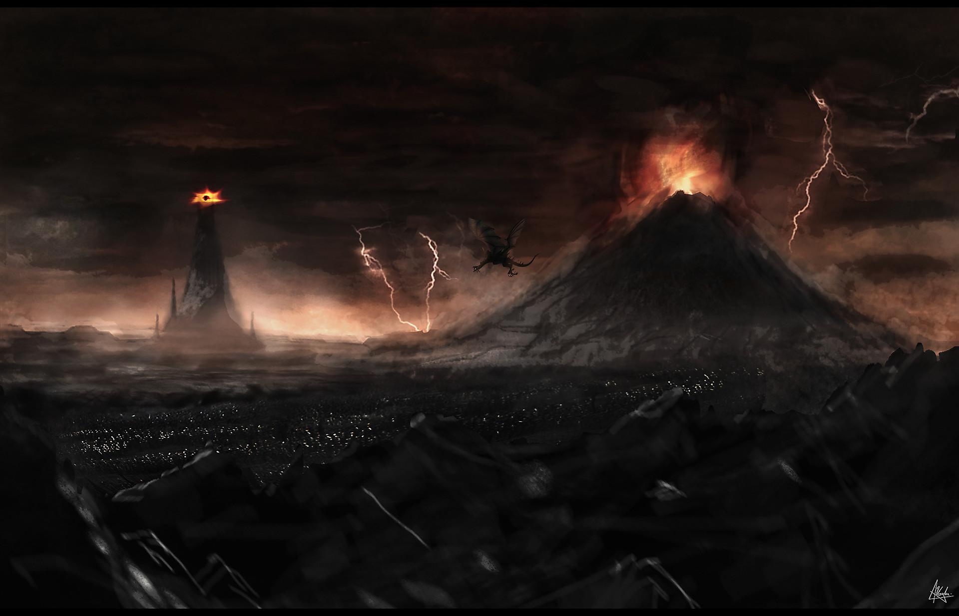 Mordor — википедия с видео // wiki 2
