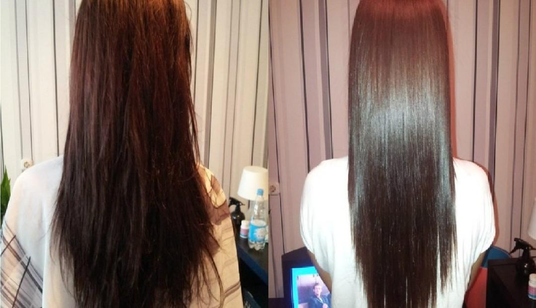 Ламинирование волос в домашних условиях – что это и как делается