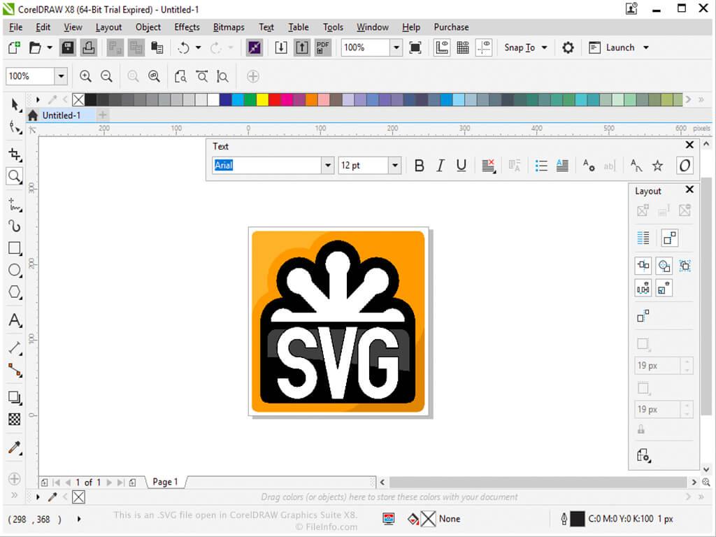 Работа с векторной графикой – svg и компания / хабр