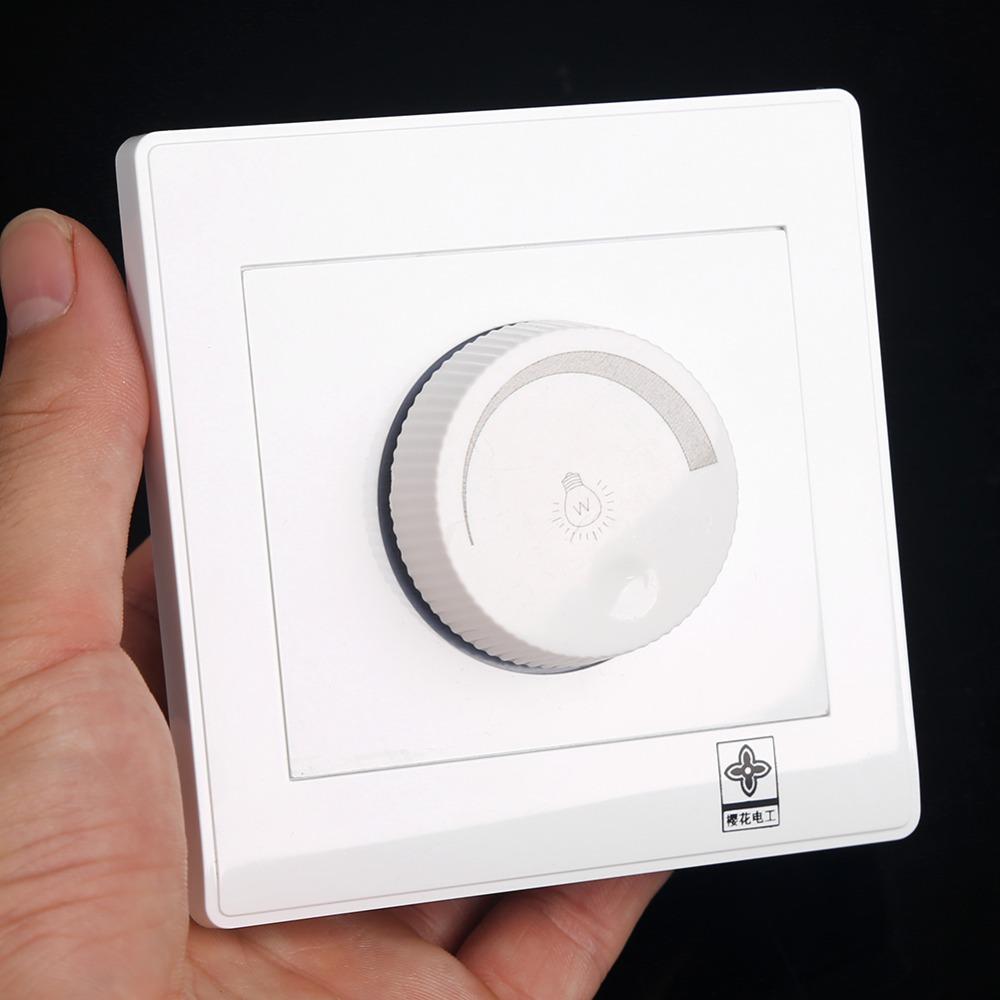 Что такое диммер - всё о электрике в доме
