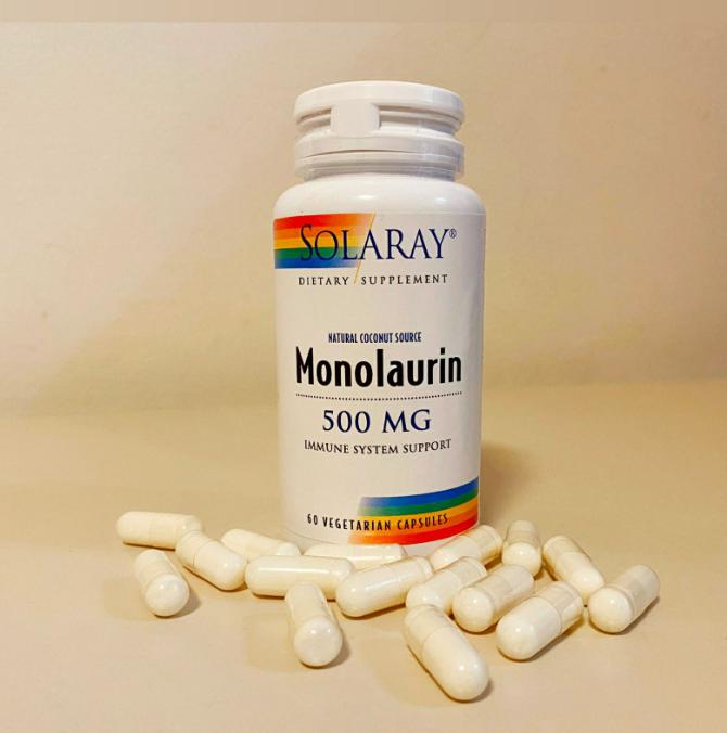 Монолаурин - свойства и показания для приема, как принимать
