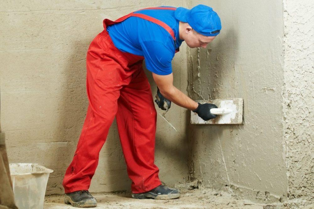 Штукатурка стен – что это такое, для чего нужна процедура, существующие виды, особенности штукатурки разных стен
