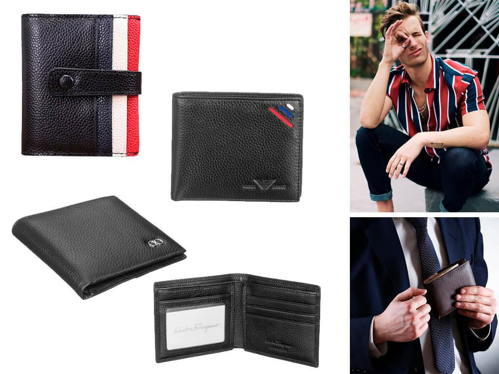 Чем отличается кошелек от портмоне и бумажника?