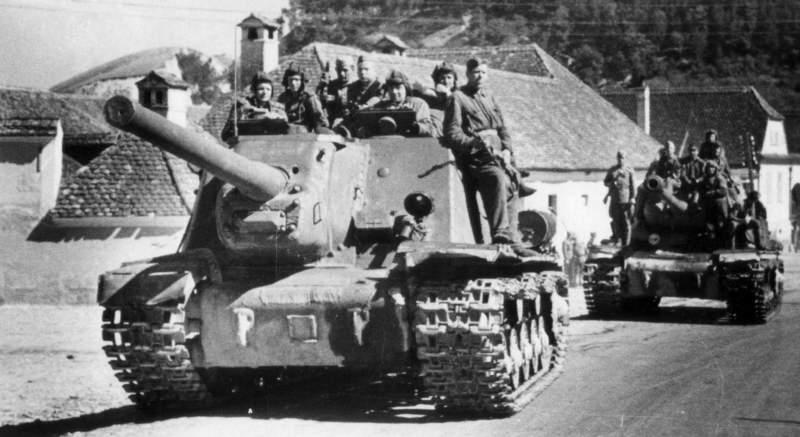 Чем танк отличается от самоходки?  - «как и почему»