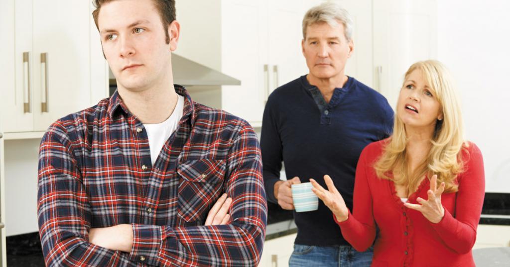 Сепарация от родителей во взрослом возрасте: техники