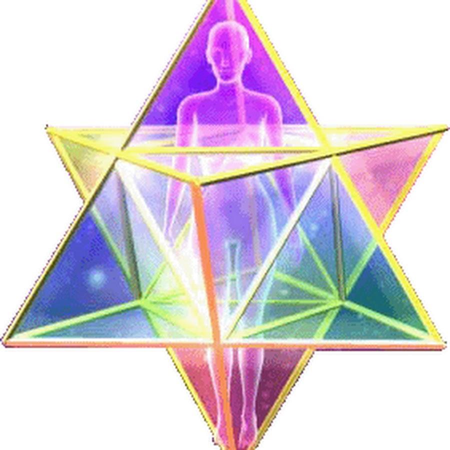 Кристаллическое тело света человека, или что такое меркаба