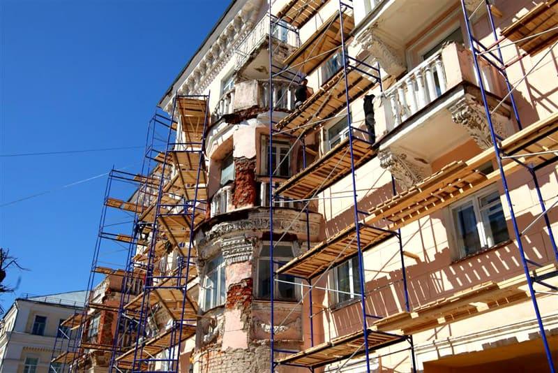Что такое реконструкция объекта капитального строительства: уровень стойкости здания относительно сложных природных условий, изменение строения