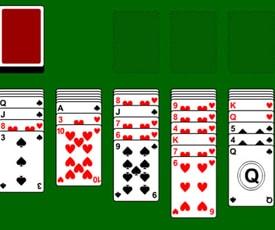 Паук (две масти) - пасьянсы - играем в карты онлайн