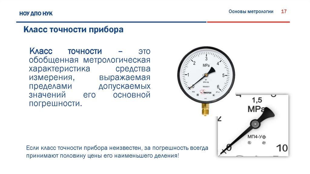 Какой класс точности должен быть у электросчетчика?
