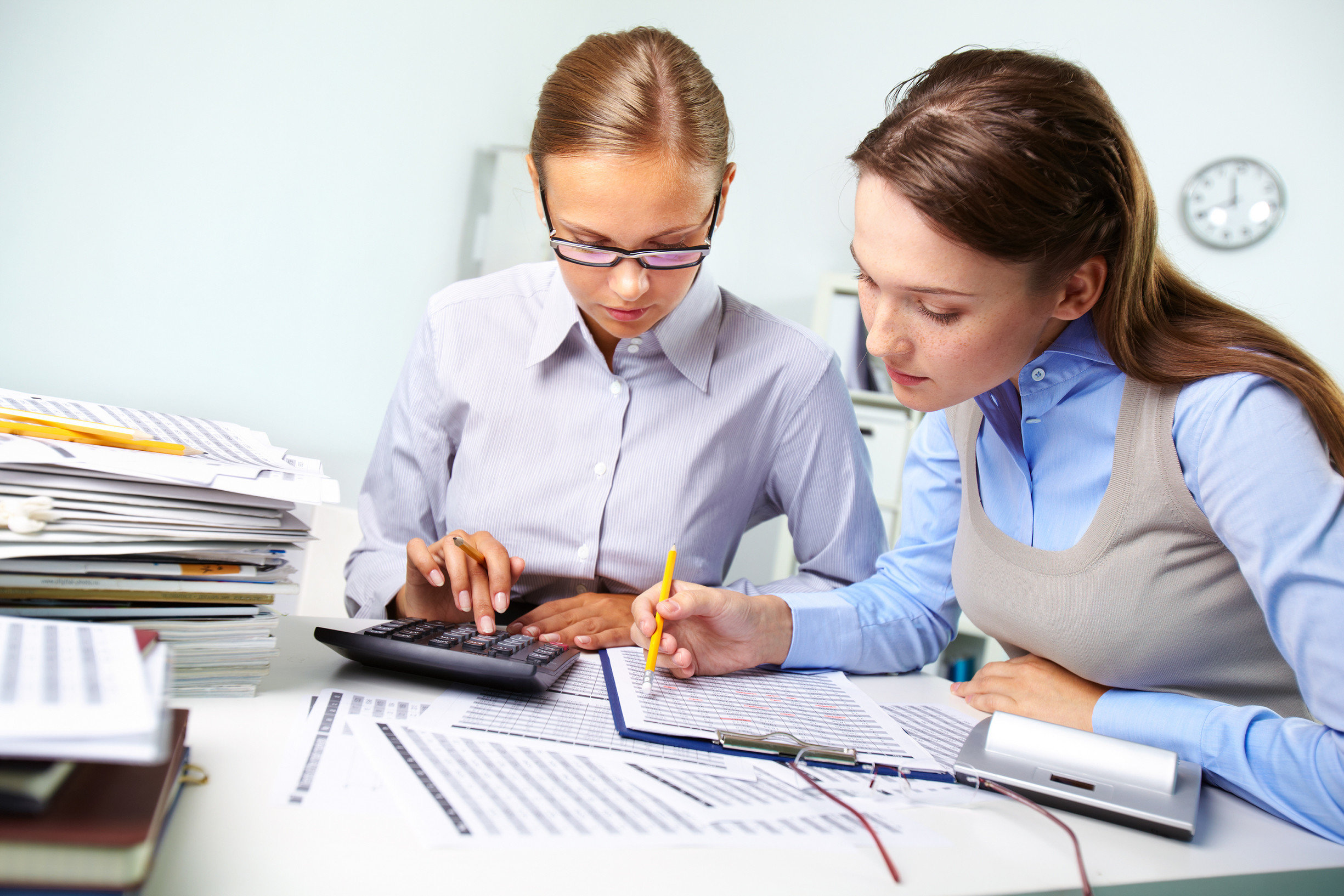 Бухгалтерский учет — как организовать бухучет с нуля