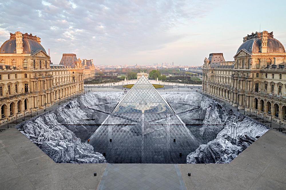 Парижский музей лувр - история, картины и скульптуры