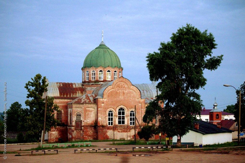 Уни (кировская область) — википедия. что такое уни (кировская область)