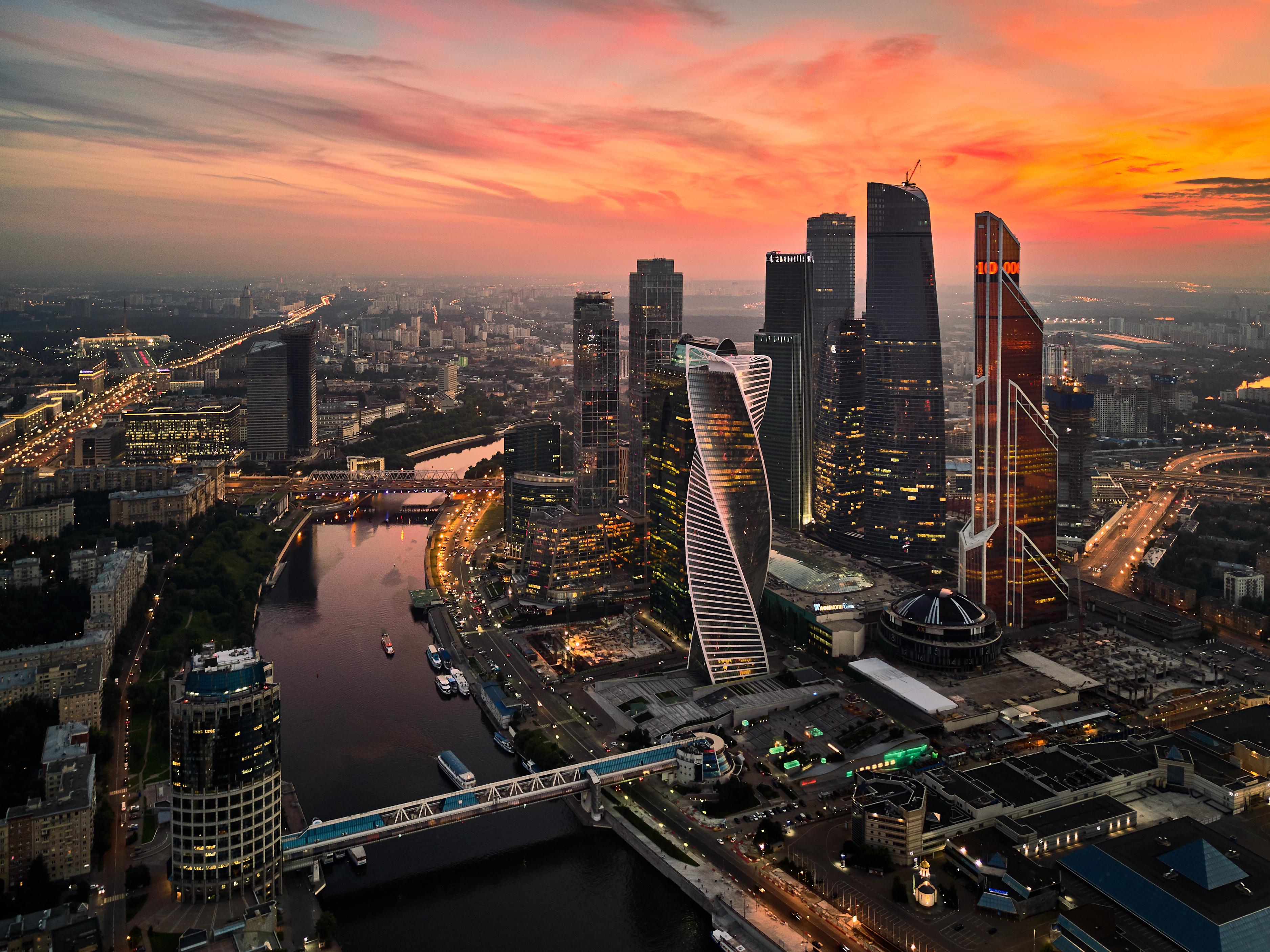 Все о лондонском сити