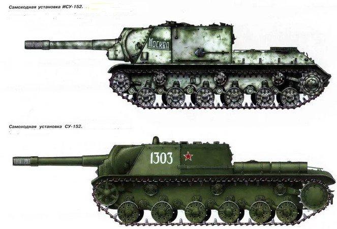 Сау (самоходные артиллерийские установки) второй мировой войны