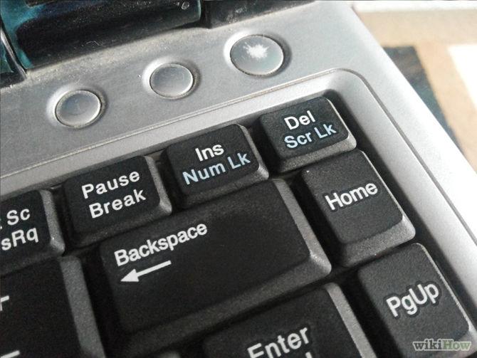 Что значит клавиша num lock?