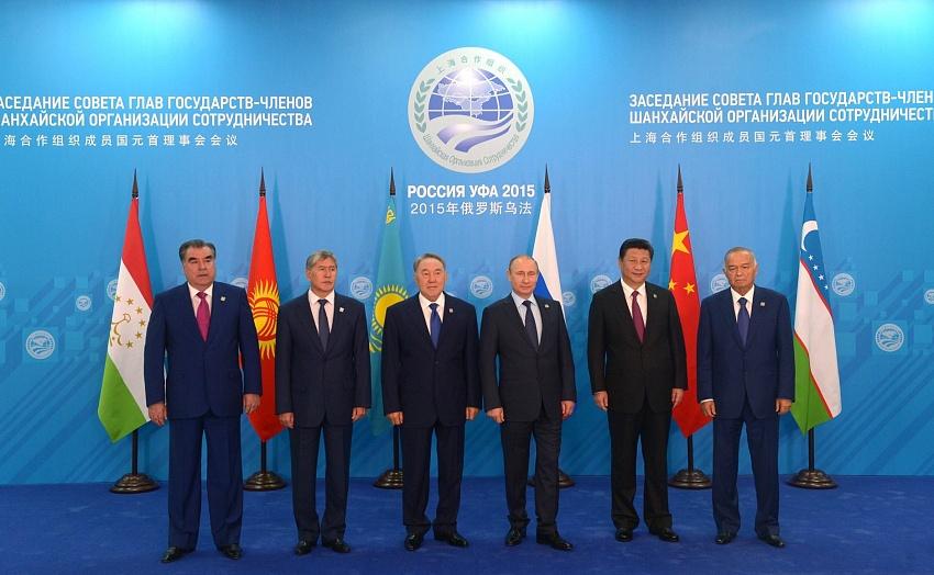 Шанхайская организация сотрудничества, шос