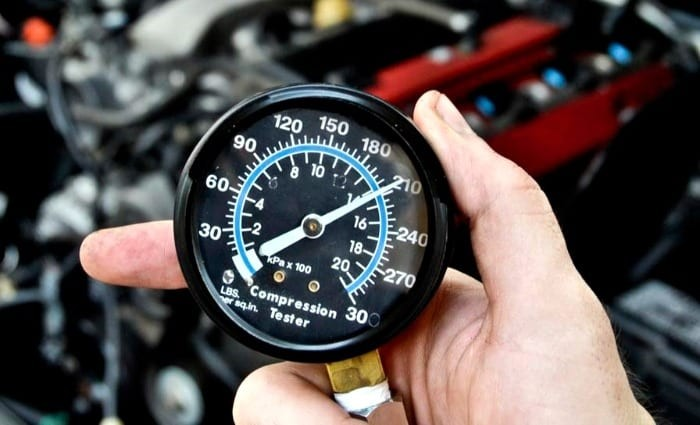 Компрессия в бензиновом и дизельном двигателях: что такое и как измерить