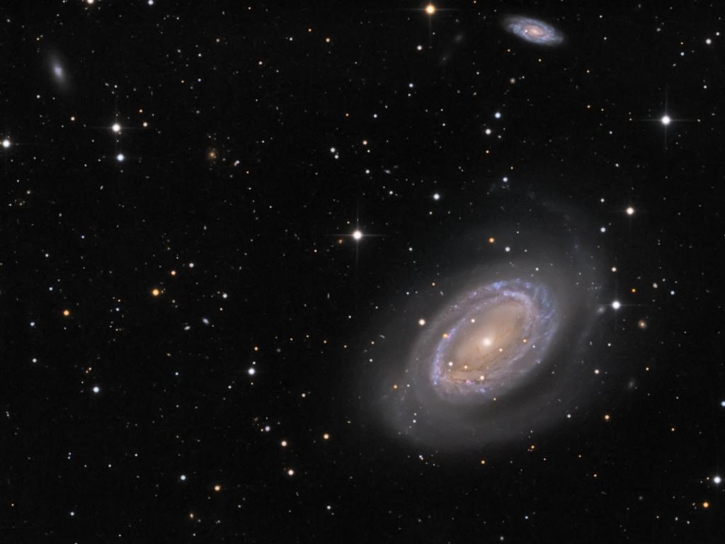 Размеры вселенной: от млечного пути до метагалактики