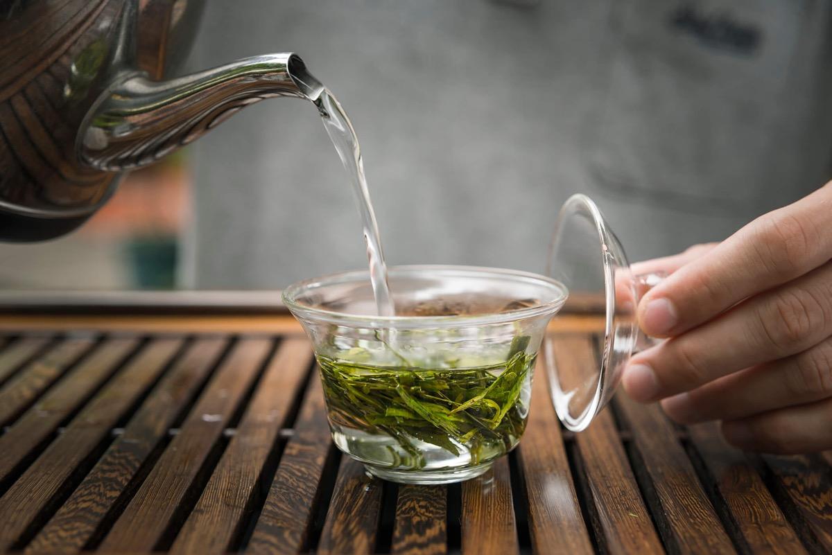 Всё о чае с саусепом