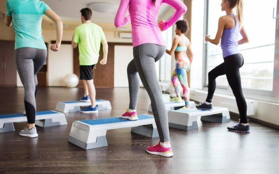 Преимущества степ-аэробики для красоты и здоровья тела