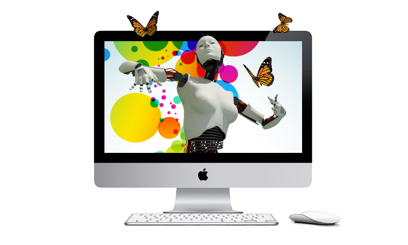 Компьютерная графика и сферы ее применения