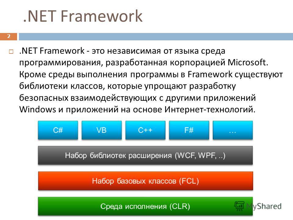 Версии .net framework и ос windows | microsoft docs
