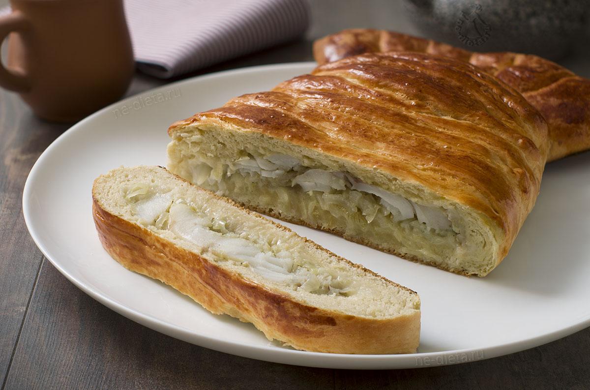 Кулебяка мясная – кулинарный рецепт